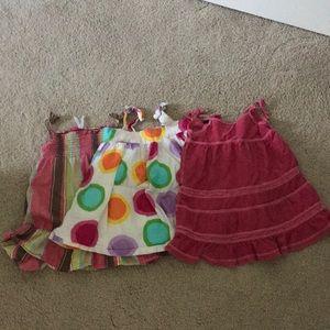 18-24 month dresses.